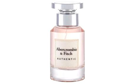 Abercrombie & Fitch Authentic 50 ml parfémovaná voda pro ženy