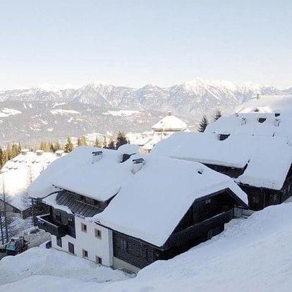 Rakousko - Nassfeld na 6-8 dnů
