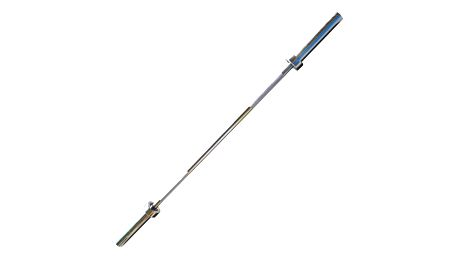 Vzpěračská tyč MASTER olympijská rovná - 150 cm do 315 kg