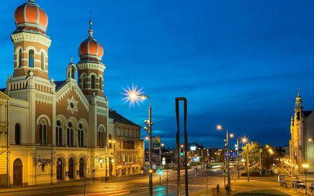 Kurz večerního a nočního fotografování v Plzni