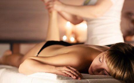 Lymfatická masáž dolních končetin: jeden i více vstupů