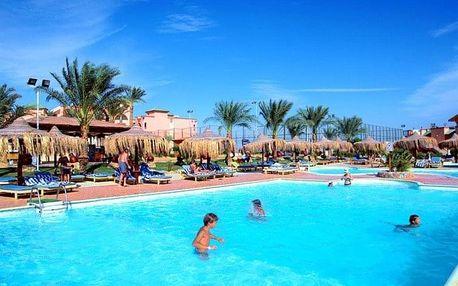 Egypt - Hurghada letecky na 8-16 dnů