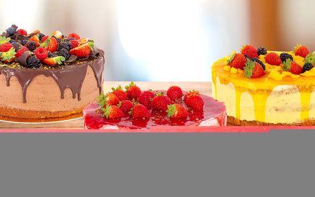 Výběr 24 dortů z vyhlášené cukrárny Kolbaba