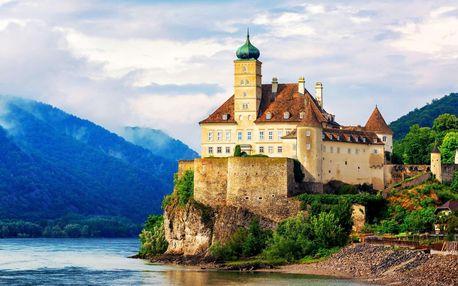 Výlet do rakouského údolí Wachau, Melk a Krems