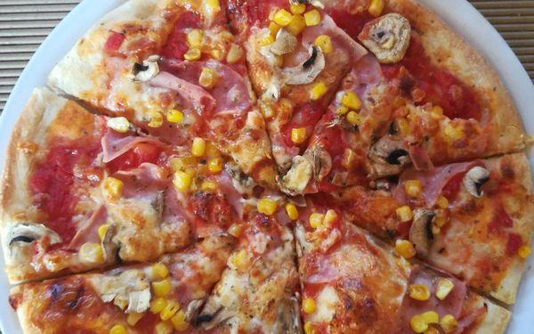 1 křupavá pizza dle vašeho gusta2