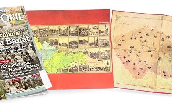 Kompletní ročník magazínu Živá historie 2020 se spoustou dárků4