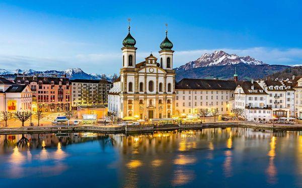 Zájezd do Švýcarska za alpskými panoramaty a nejstrmější zubačkou světa - pro 1 osobu3
