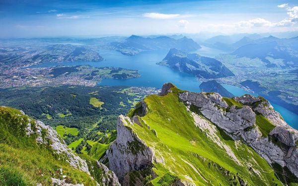 Zájezd do Švýcarska za alpskými panoramaty a nejstrmější zubačkou světa - pro 1 osobu4
