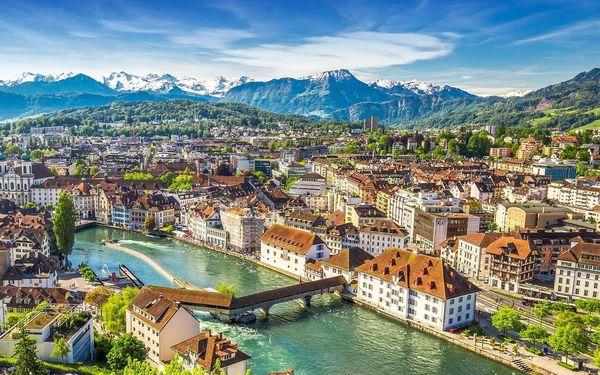 Zájezd do Švýcarska za alpskými panoramaty a nejstrmější zubačkou světa - pro 1 osobu5