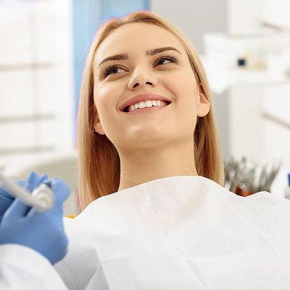 Dentální hygiena včetně air-flow pro 1 osobu