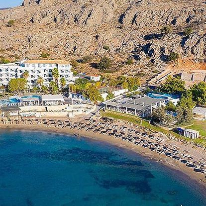 Řecko - Rhodos letecky na 12-15 dnů, all inclusive