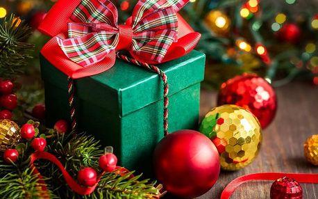 Vánoce v Harrachově: Wellness Hotel Svornost *** s polopenzí a wellness s bazénem