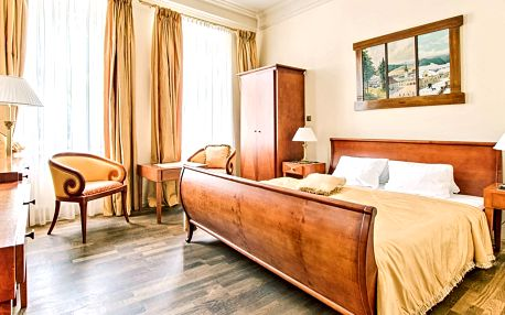Luxusní 4* hotel ve Štramberku s jídlem i wellness