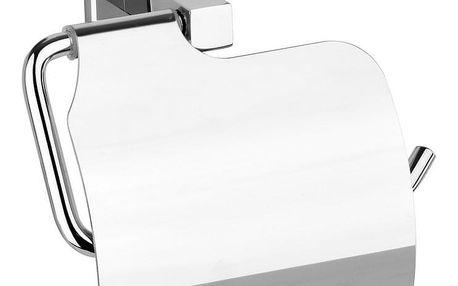 FALA Držák toaletního papíru s krytem Quad Chrom