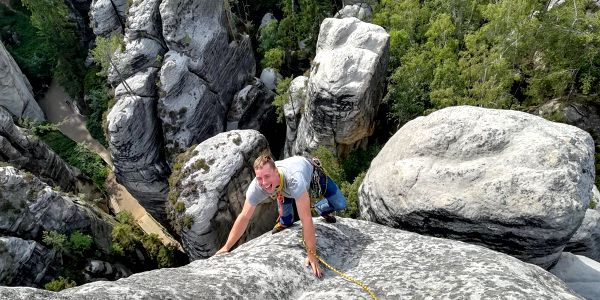 1 den lezení pro 2 osoby4