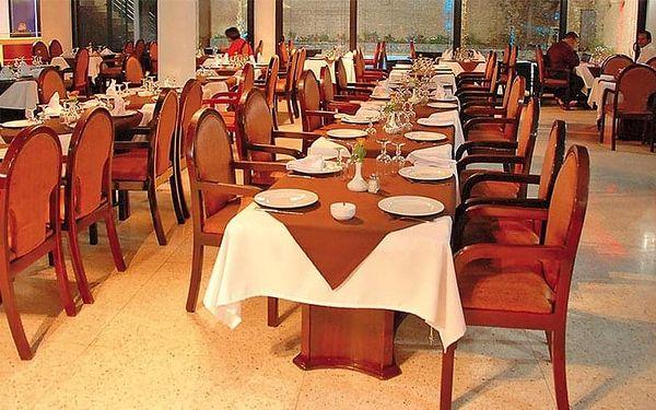 Hotel Omega, Agadir, letecky, polopenze2