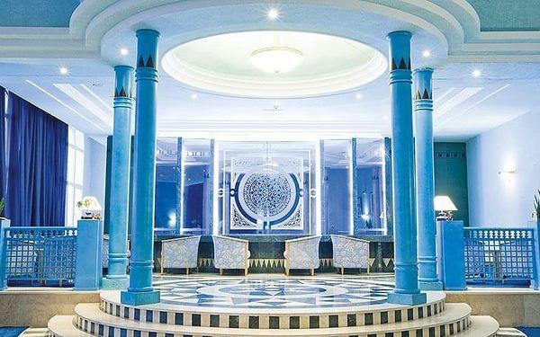 Hotel El Mouradi Mahdia, Tunisko pevnina, letecky, all inclusive2