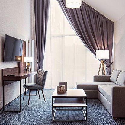 Polské Krkonoše: pobyt v aparthotelu se snídaní