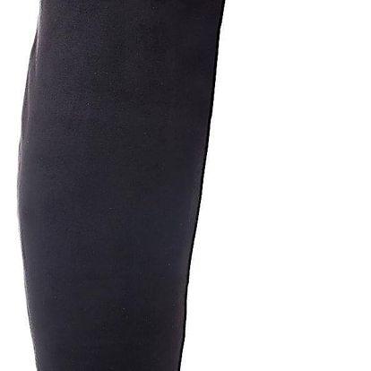 MODERN WORLD Kozačky nad koleno MD7287-1B Velikost: 37 (24,5 cm)