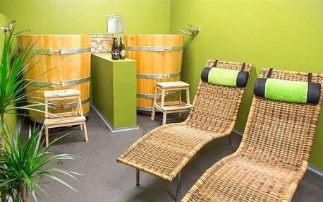 Poděbrady: Kleopatřiny lázně s pivní koupelí včetně neomezené konzumace piva, procedurami a snídaněmi + večeře