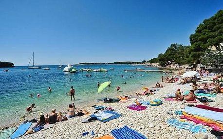 Chorvatsko - Pula na 5 dnů, polopenze