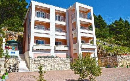 Chorvatsko, Drvenik   Villa Stina*** u pláže   Moderní apartmány bez stravy