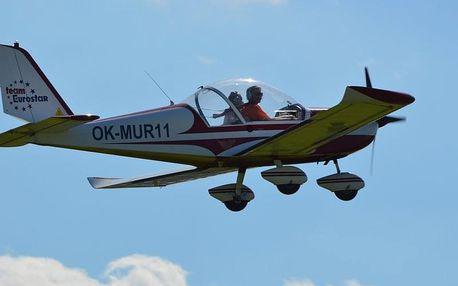 Pilotem ultralightu na zkoušku