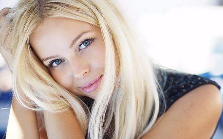 Kosmetické balíčky, masáž obličeje či Lash lifting
