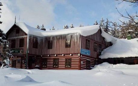 Janské Lázně: pobyt v horské boudě, snídaně a slevy