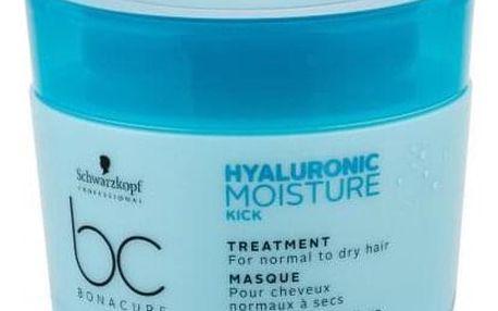 Schwarzkopf Professional BC Bonacure Hyaluronic Moisture Kick 200 ml hydratační maska na vlasy pro ženy