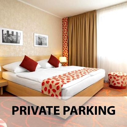 Praha: Iris Hotel Eden