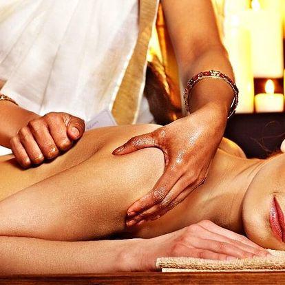 Ájurvédská harmonizační masáž celého těla