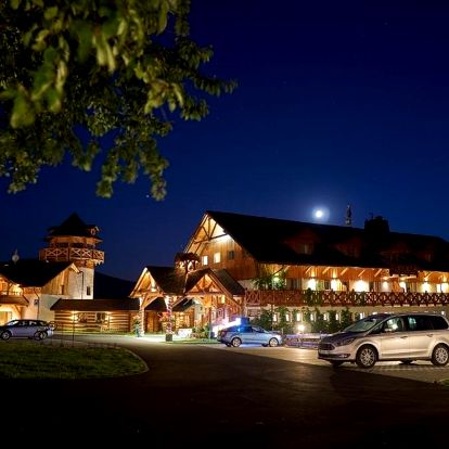 Olomoucký kraj: Rezidence u Jezera