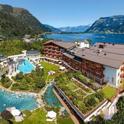 Rakousko, Zell am See: Salzburgerhof Wellness-, Golf- und Genießerhotel