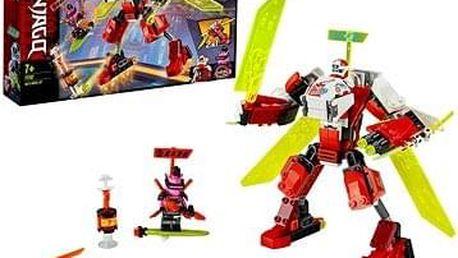 LEGO Ninjago 71707 Kai a robotický tryskáč