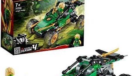 LEGO Ninjago 71700 Bugina do džungle