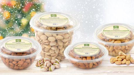 Ořechy a sušené ovoce v prémiové kvalitě