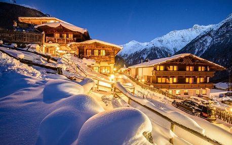 Rakouské Alpy: Grünwald Resort Sölden
