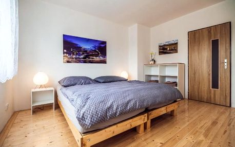 Přerov: Skodova Apartments
