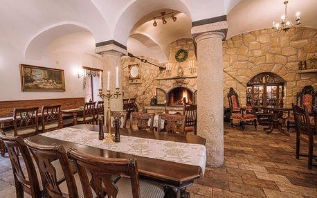 Praha: Hotel Svatojánský Dvůr