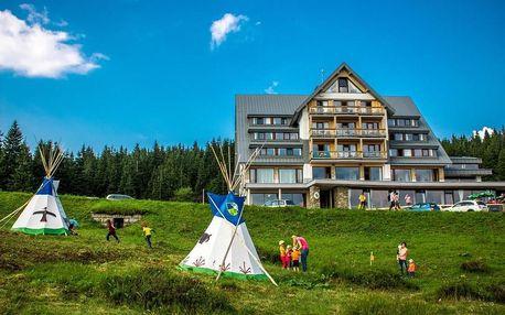 Nadýchejte se svěžího horského vzduchu v Krkonošském národním parku
