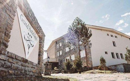 Grand Hotel Spiš*** a krásy Slovenského ráje až do května 2022