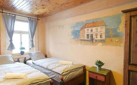 Krušné hory: Hotel Plesivec