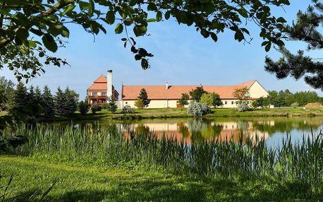 Pobyt v Safari resortu na jihu Čech až pro 4 osoby