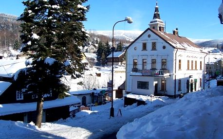Rokytnice nad Jizerou, Liberecký kraj: Apartmány Nechanický