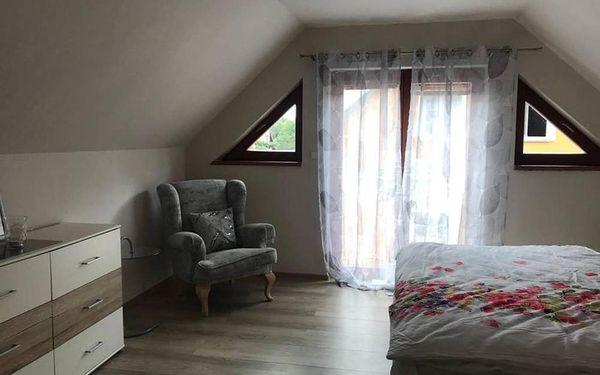 Dům Flora v Českosaském Švýcarsku