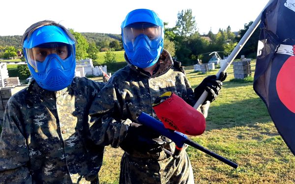 Paintball - Masečín