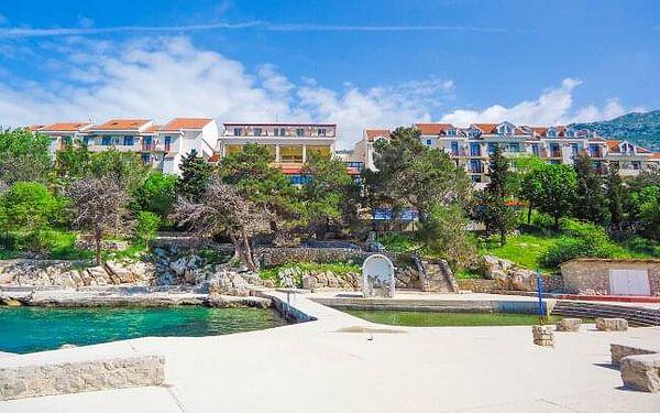 Chorvatsko u pláže v oblíbeném Hotelu Zagreb *** s bazény a all inclusive či polopenzí + dítě do 12 let zdarma