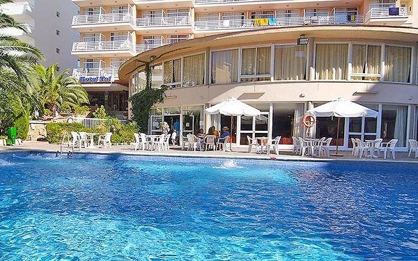 Hotel Pinero Tal, Mallorca, letecky, polopenze4