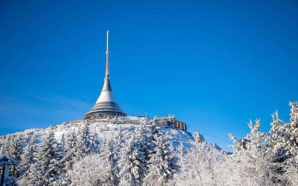 Centrum města Liberec z hotelu Radnice s polopenzí a platností do prosince 2021